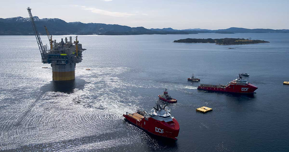 Delivering 'Intelligent Efficiency' for Offshore Operations