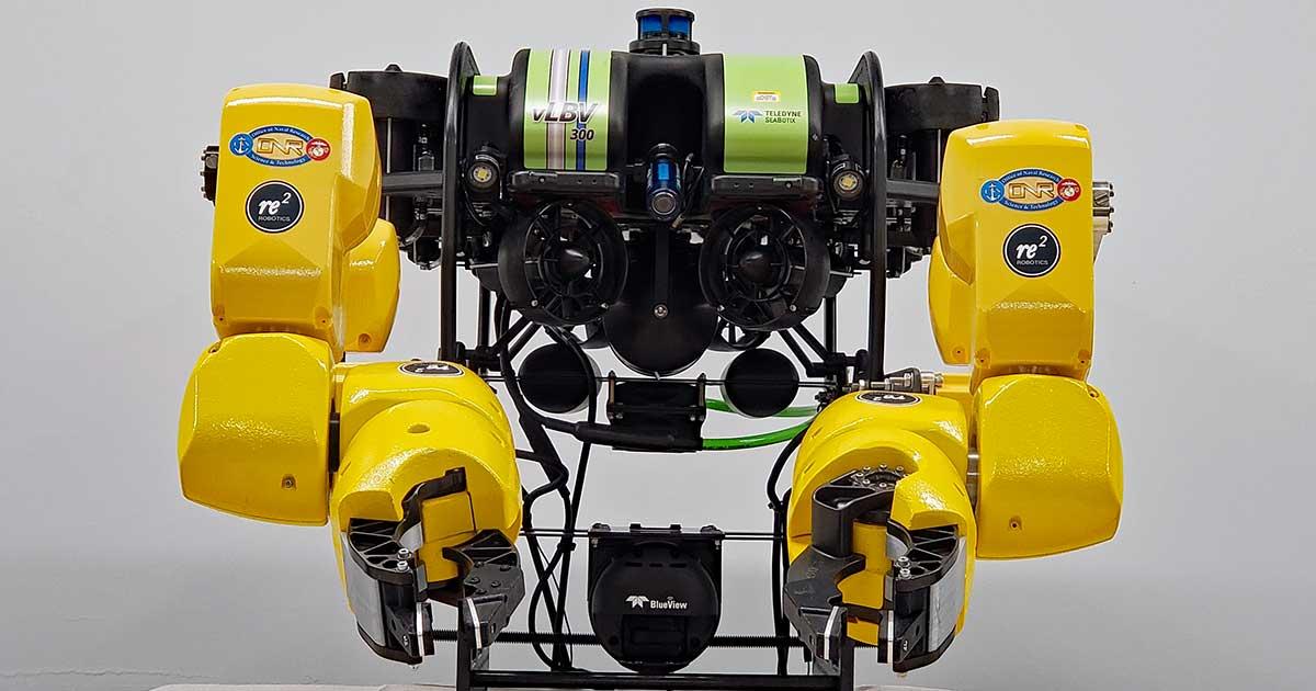 RE2 Robotics Receives $3 Million in Funding to Develop Dexterous Underwater Robotic Hand for U.S. Navy
