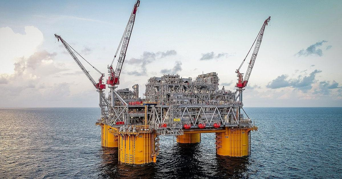 Appomattox: Shell's Deepwater Project in the Gulf of Mexico