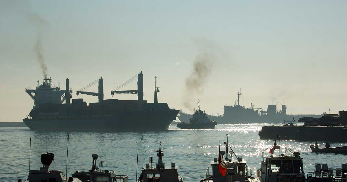 IMO Strengthens Shipping Emissions Requirements
