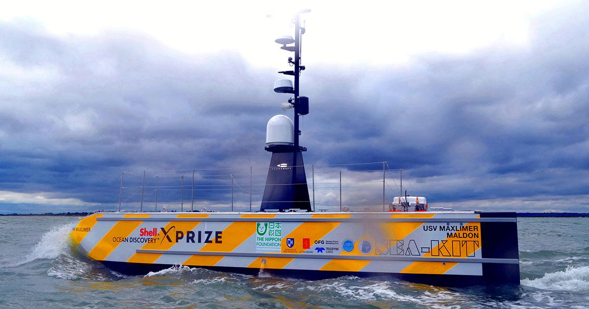 SEA-KIT Complete First Ever International Commercial Unmanned Transit