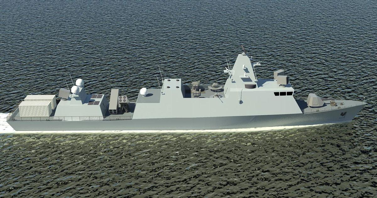 Israel Navy's New Vessel to be Designed by Israel Shipyards Ltd.