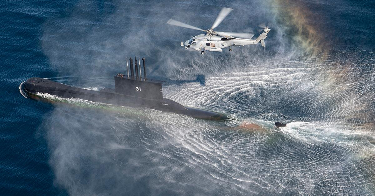 US Sub Squadron, Peruvian Sub Join in Diesel-Electric Initiative