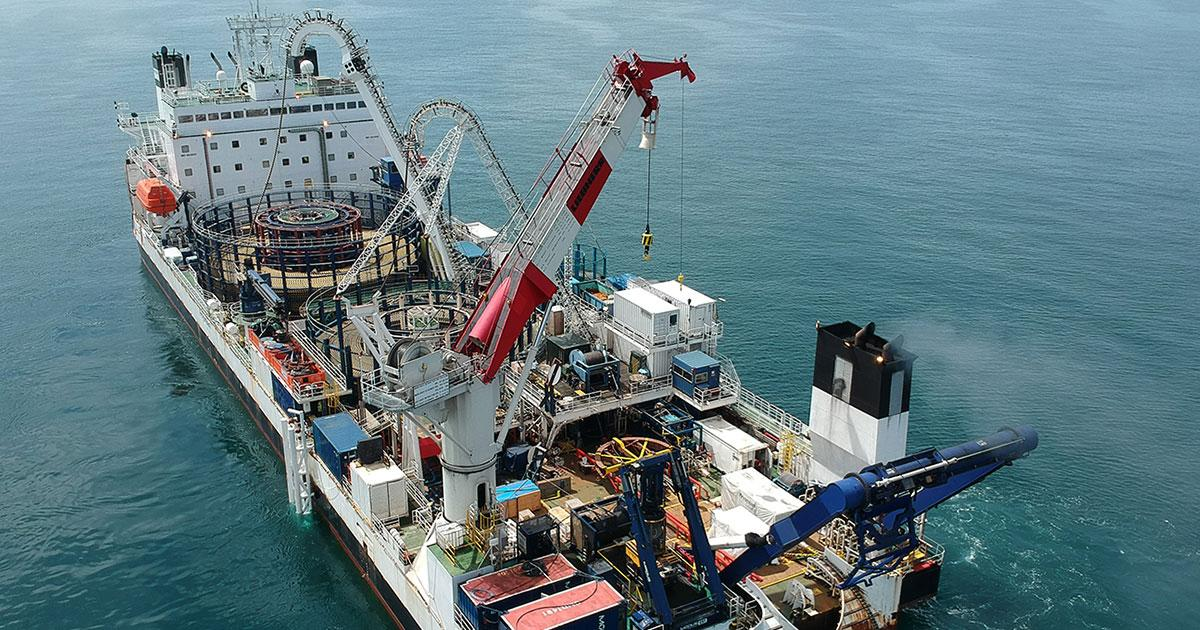 Prysmian Completes the DolWin3 Offshore Wind Farm Project