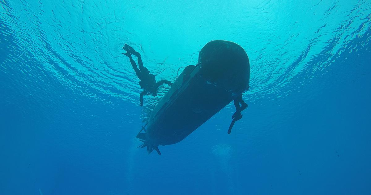 Teledyne Awarded $178 Million Special Operations Shallow Water Combat Submersible Contract