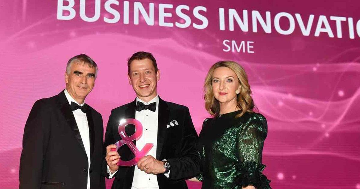 WFS Technologies' Wins Oil & Gas UK Business Innovation Award