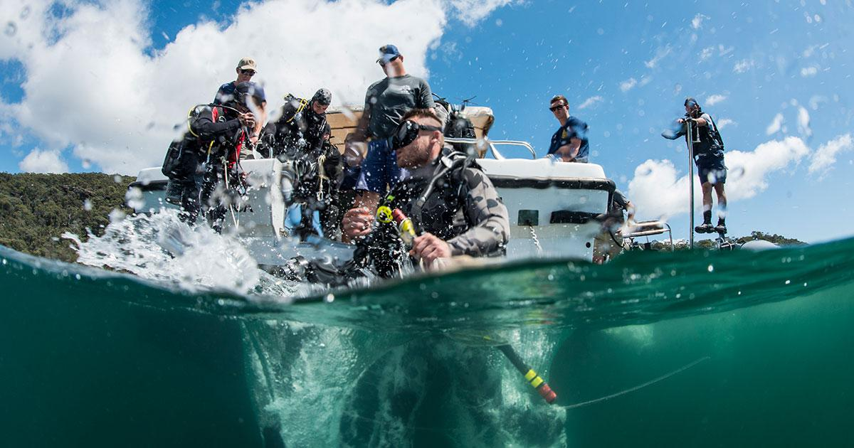 Exercise Dugong 2019 Commences in Australia
