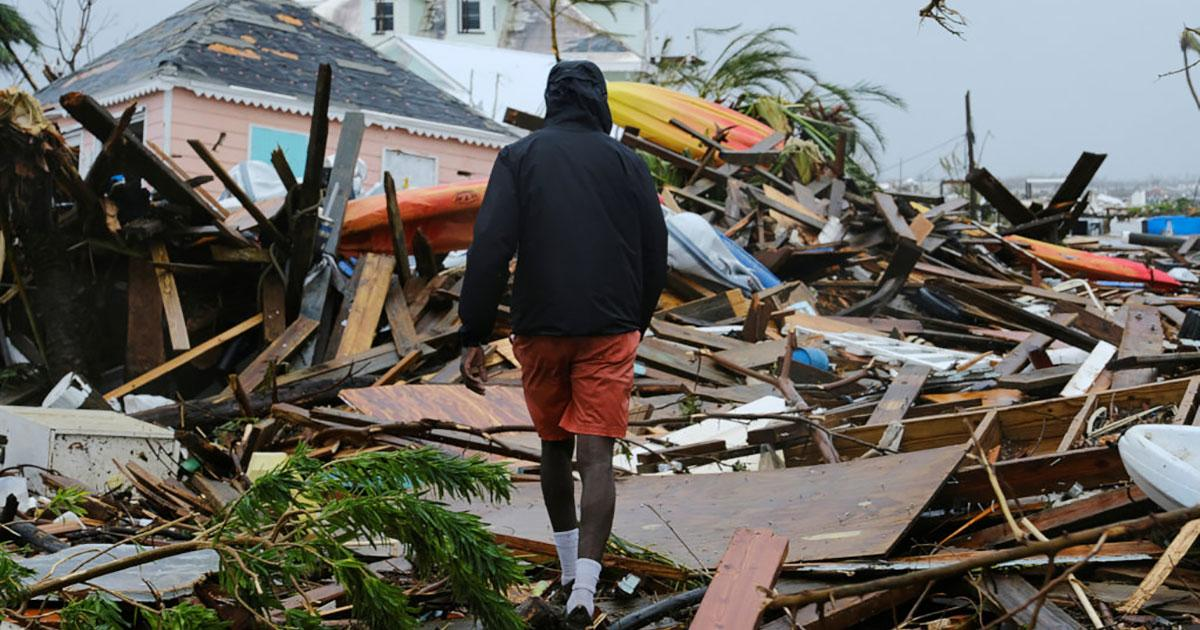 GlobalGiving and BSCA Create Disaster Relief Fund for Hurricane Dorian Victims