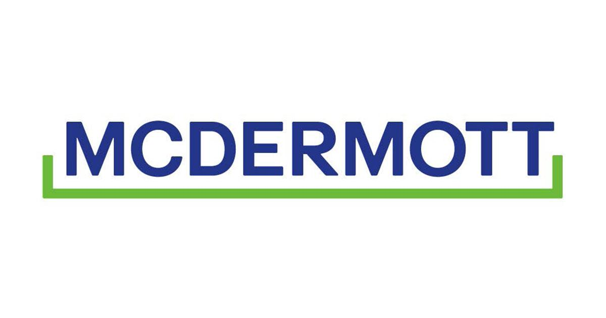 McDermott Appoint Chris Krummel as CFO