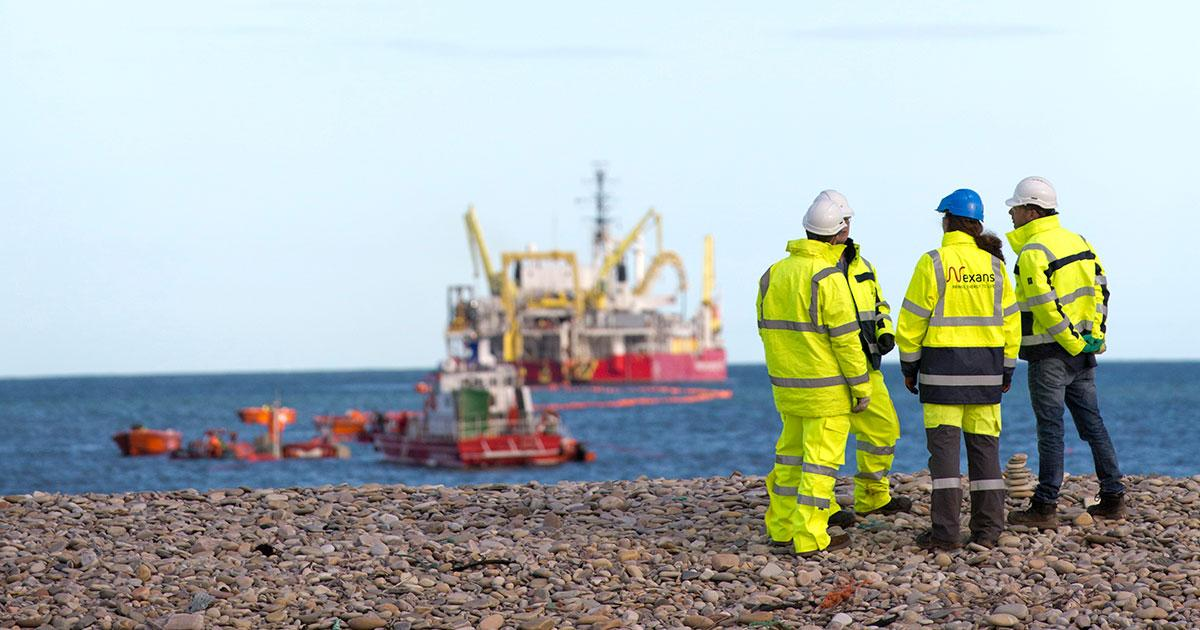 SSE Appoints Nexans to Supply Cables for Seagreen Offshore Windfarm