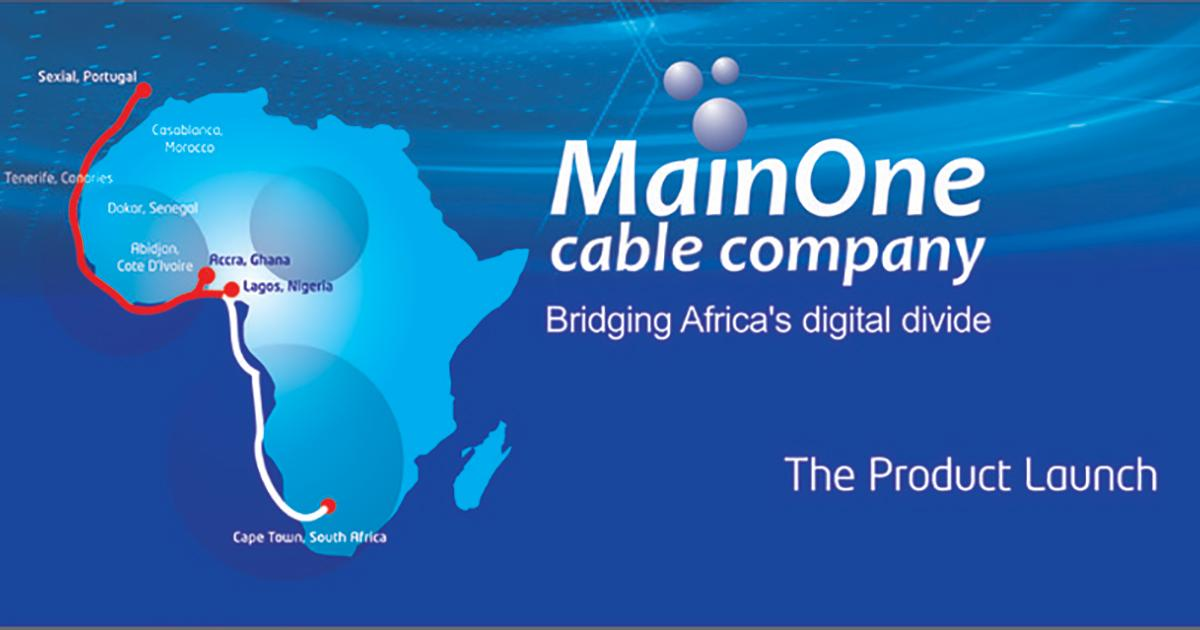 MainOne Lands Its Submarine Cable in Grand Bassam, Cote D'Iviore