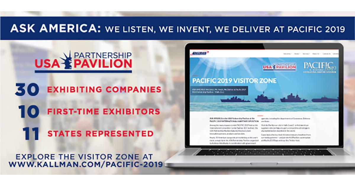 Strong US Presence at Pacific 2019