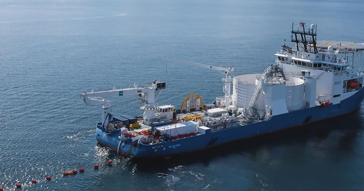 NKT Completes Power Cable System for Scottish Caithness-Moray Link