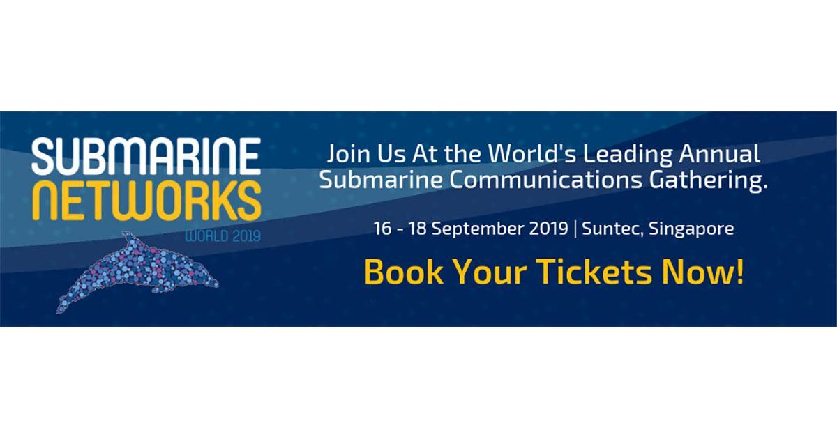 Submarine Networks World 2019