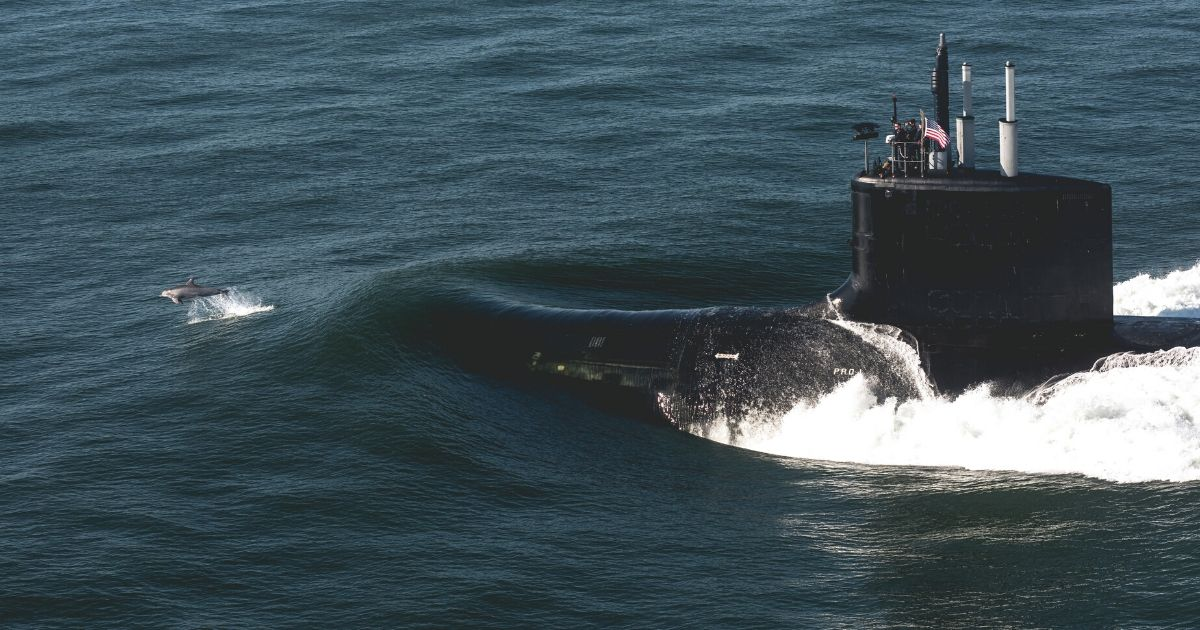 Attack Submarine USS Delaware Joins Fleet