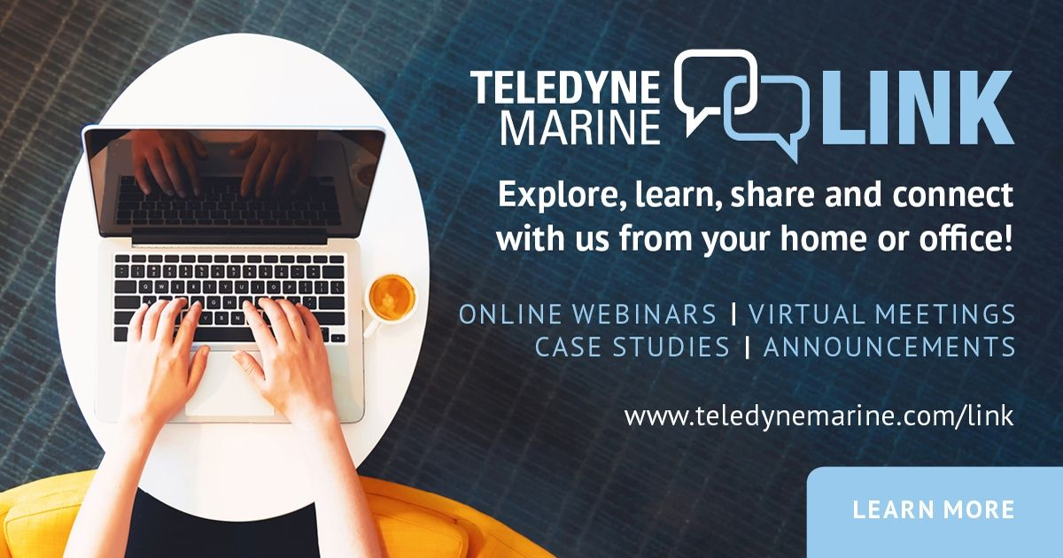 Teledyne Marine Launches New Online Learning/Collaboration Portal