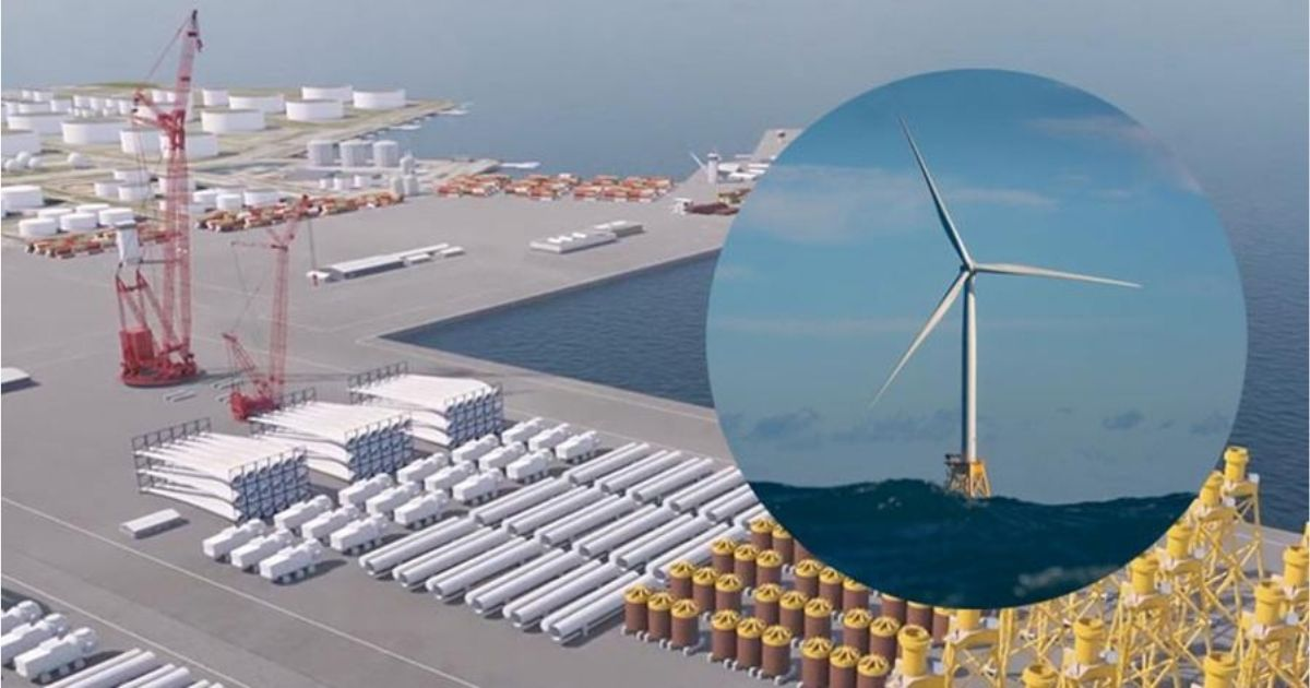 UD Team Identifies Two Ideal Sites for Offshore Wind Ports in Delaware Bay