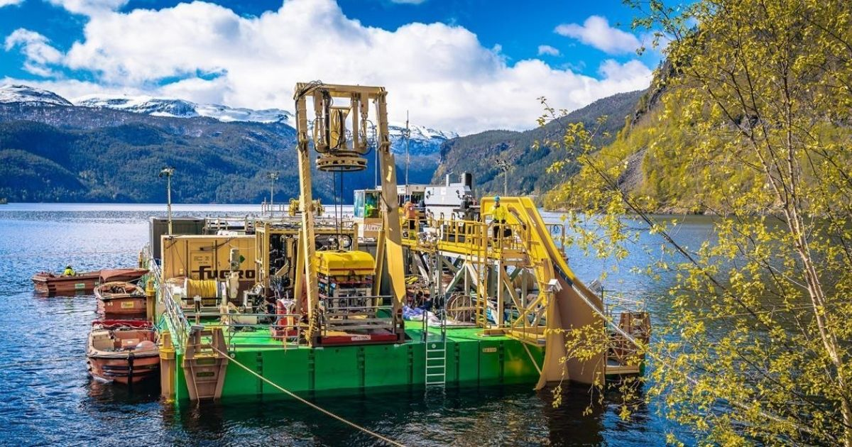 Fugro Completes Survey for World's Longest Subsea Interconnector