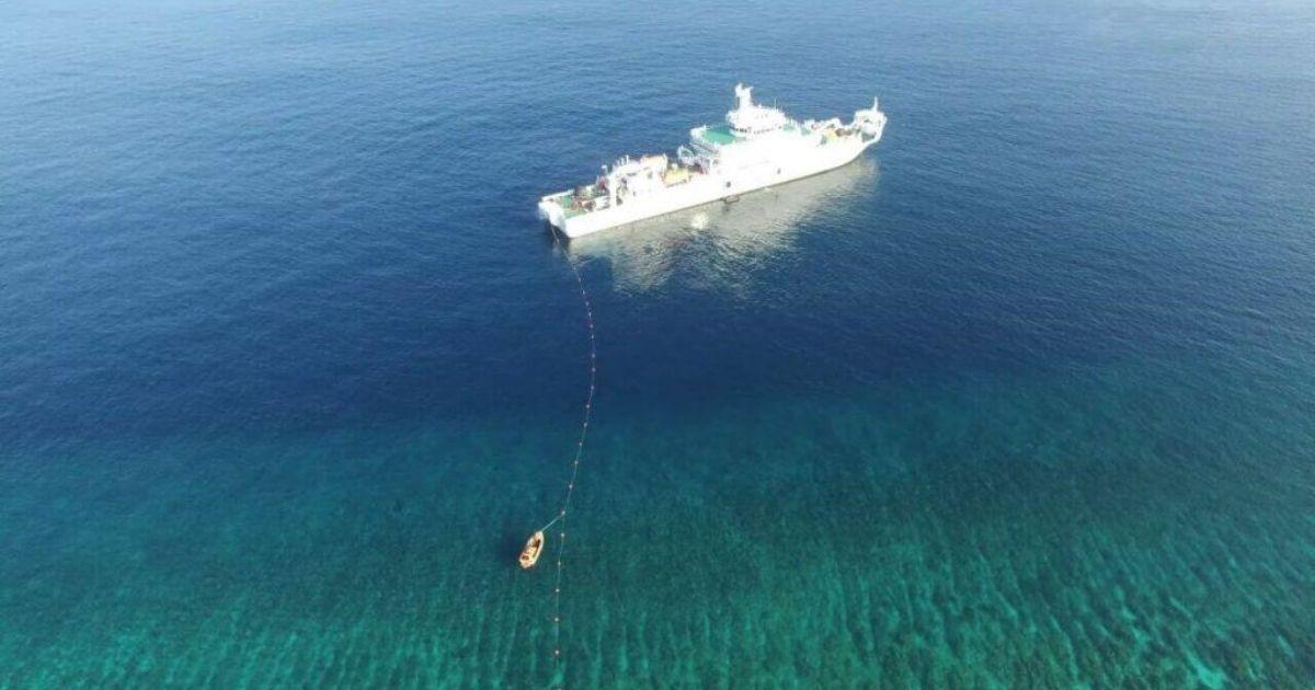 GCX, E-marine Conclude Repairs of Falcon