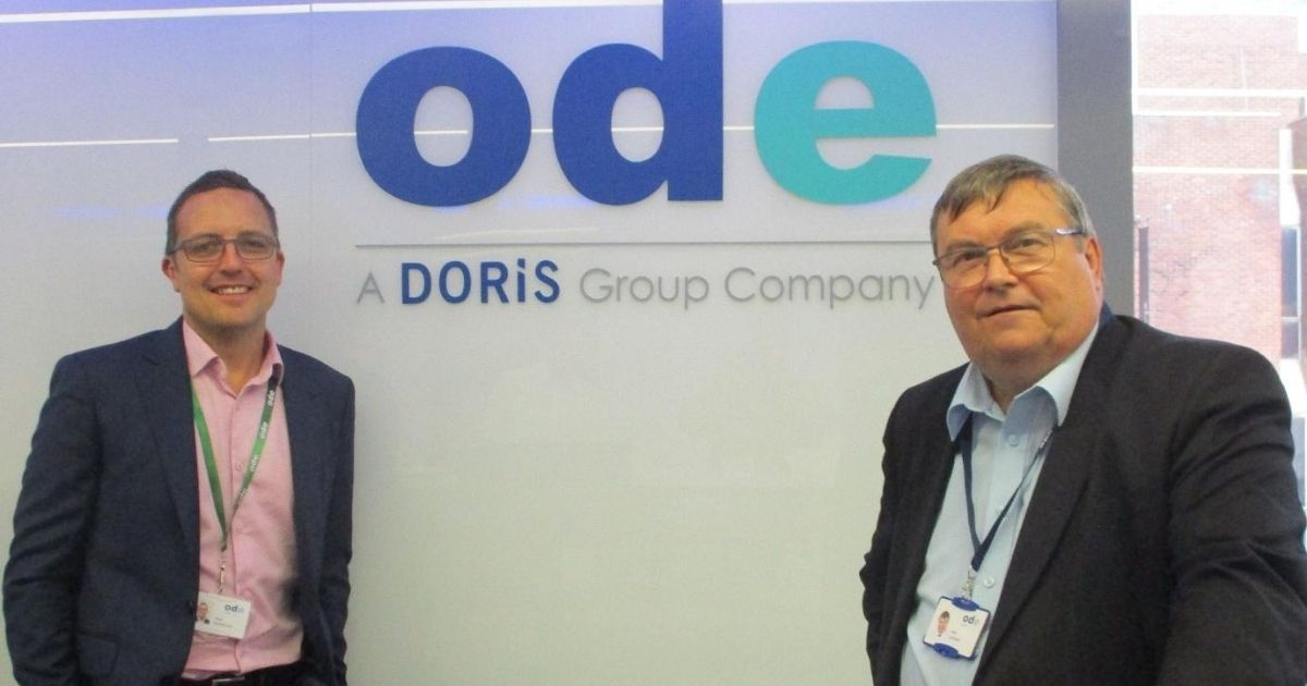 ODE Welcomes David Robertson as Head of Renewables