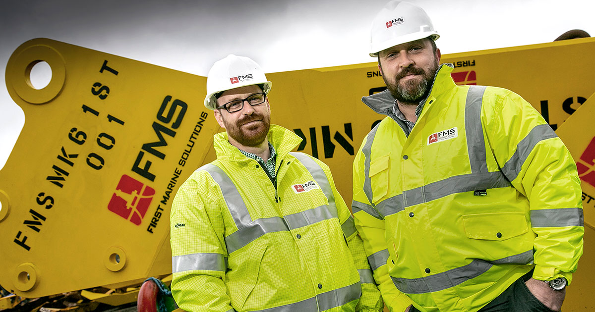 First Marine Solutions Strengthens Services with Key Appointments
