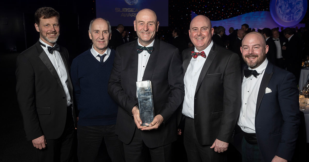 Enpro Subsea Named Subsea UK's Company of the Year