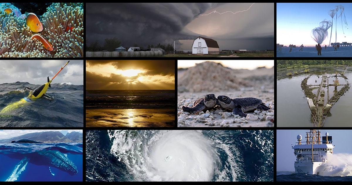 NOAA Celebrating Golden Anniversary Throughout 2020