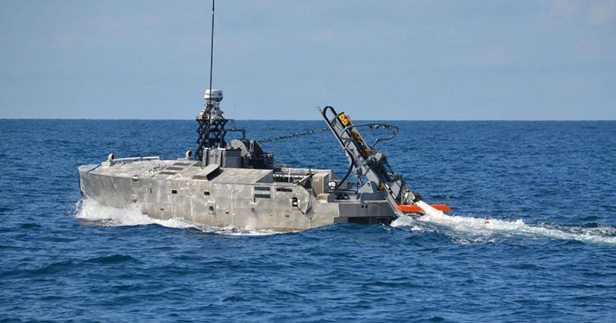 Northrop Grumman's AQS-24 Mine Hunting Sonar Completes Testing