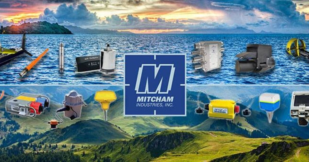 Mitcham Industries in Partnership to Produce Synthetic Aperture Sonar Systems