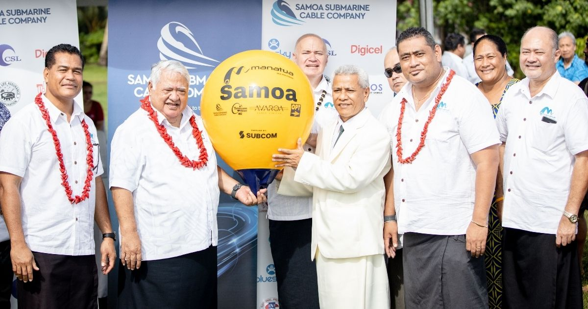 Manatua One Polynesia  Cable  Project Ready to Light Up the South Pacific