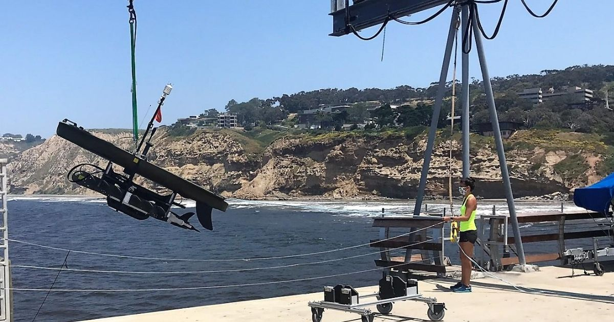 NOAA Partners with Scripps on Unmanned Systems