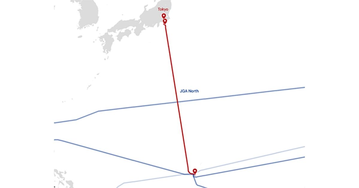 JGA North Subsea Cable is Ready for Service