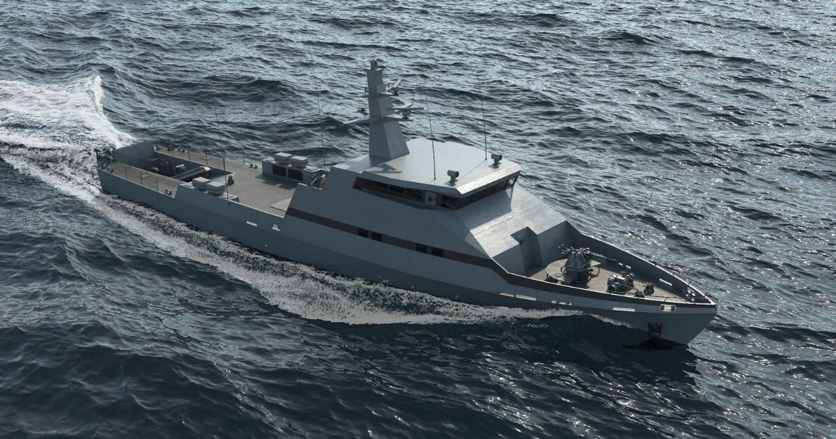 Israel Shipyards to Supply Patrol Vessels to African Navy