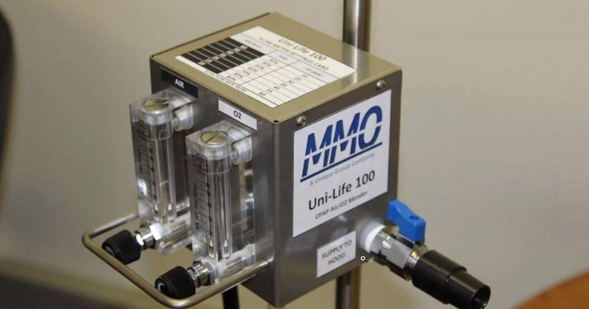 Unique Group Unveils COVID-19 Pressure Ventilator System for Africa