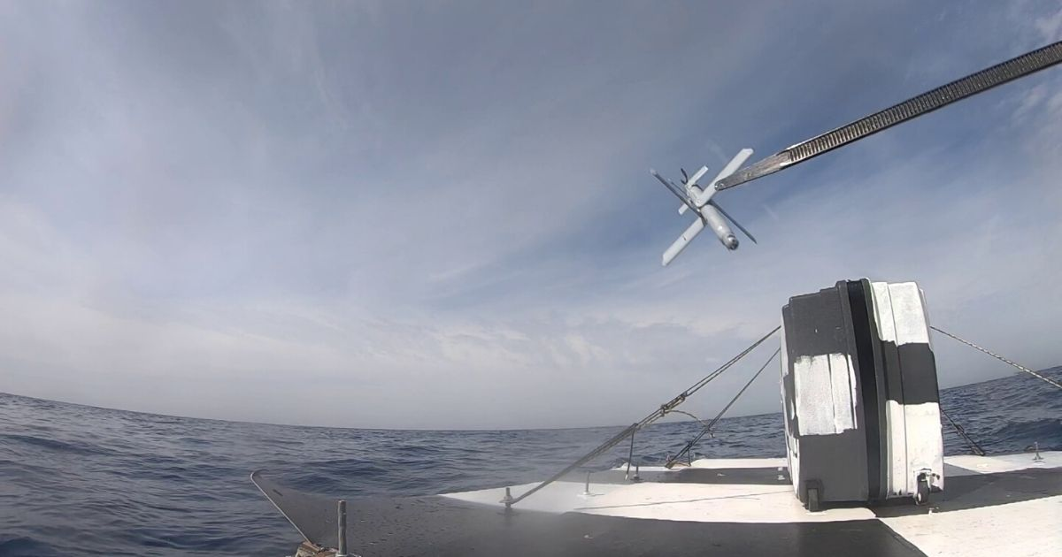 UVision's Hero-30 Passes a NATO Navy Trial with Flying Colors