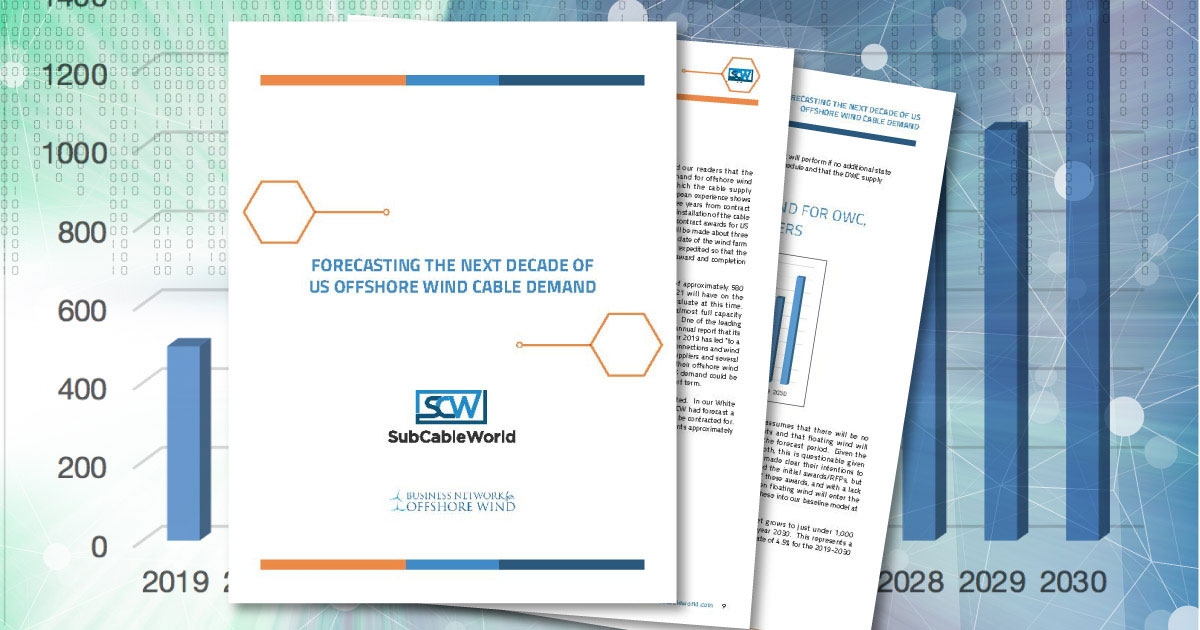 Forecasting the Next Decade of US Offshore Wind Cable Demand
