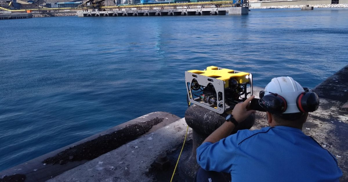 Game-Changing Mini Underwater Drones from Nido Robotics
