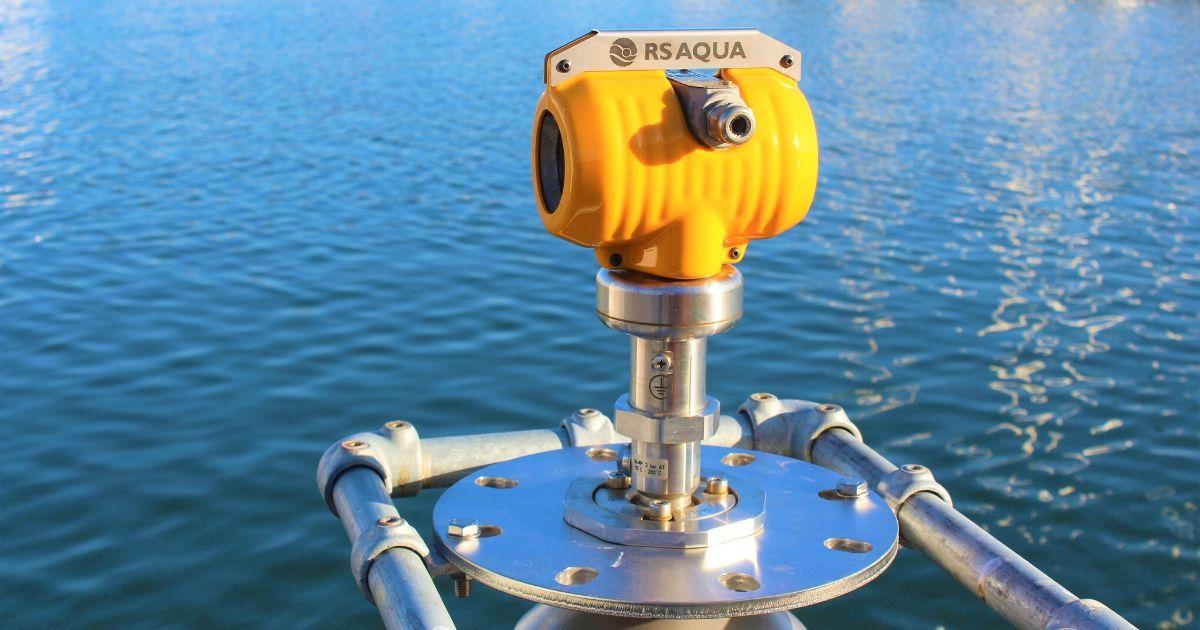 RS Aqua Launches Next Generation WaveRadar REX2
