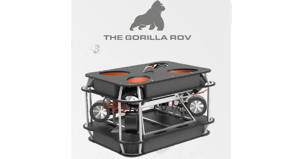 Copenhagen Subsea Launches the Gorilla ROV