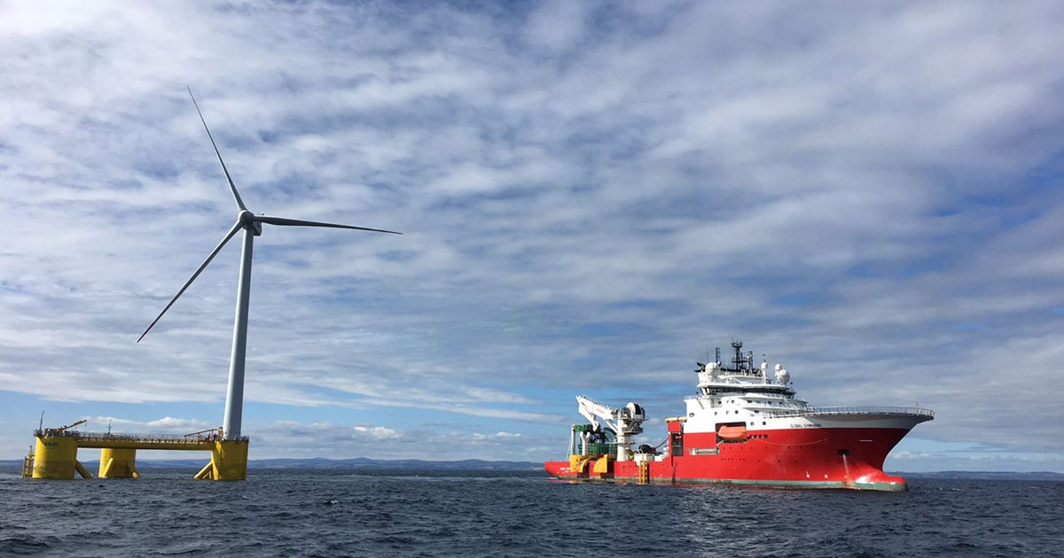 Global Offshore Awarded Contract for Kincardine Offshore Wind Farm