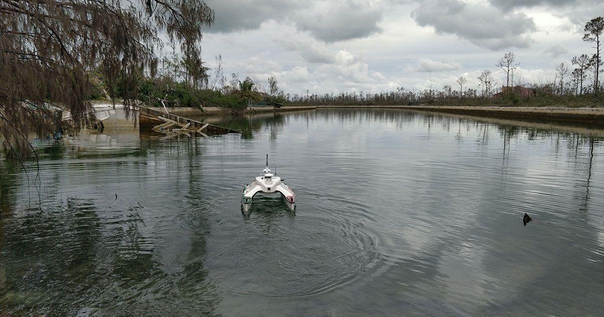 Florida Survey Team Reveals Extent of Dorian Destruction in the Bahamas