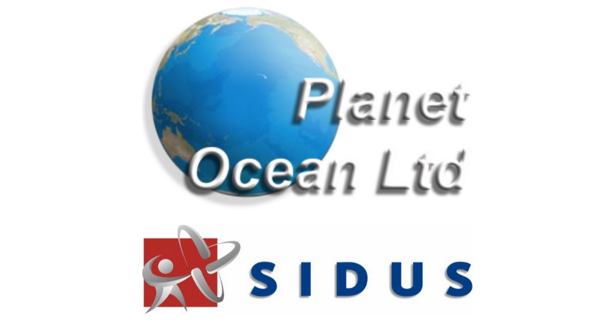 Planet Ocean Sign Exclusive Distribution Agreement with SIDUS Solutions