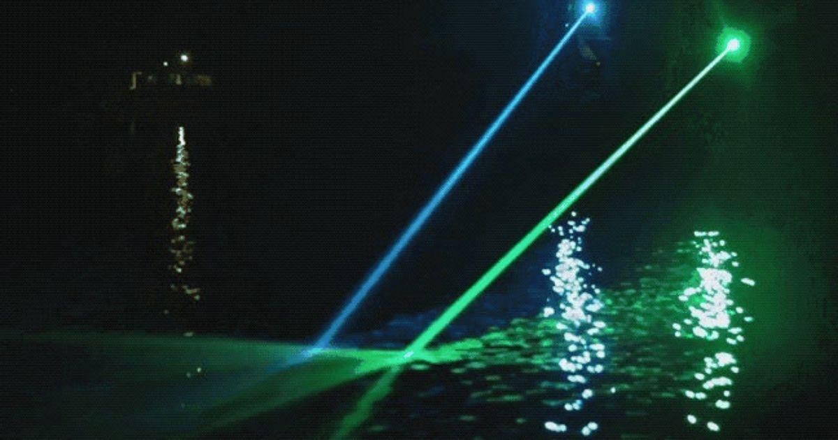Breakthrough Laser Sensor Technology for Ocean Industries
