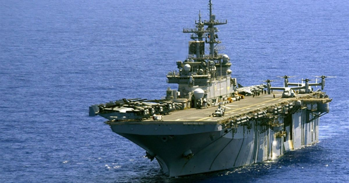 BAE Systems Awarded $197 Million in Contracts for USS Wasp Modernization