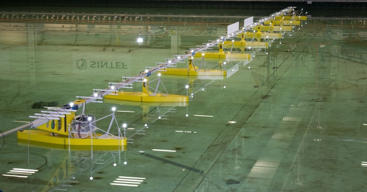 Floating Bridges for the Future: Model Testing Begins