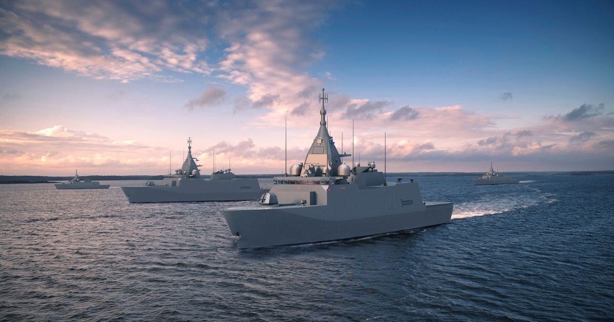 Finnish Navy Selects MAN 175D