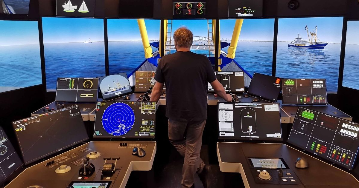 Kongsberg Digital's K-Sim® Fishery Simulator Wins SAFETY4SEA Award