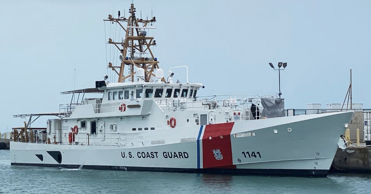 Bollinger Delivers FRC to USCG for Overseas Operations in Bahrain