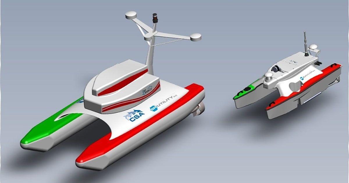 CSA Ocean Sciences Inc. and SeaRobotics to Develop Advanced ASV Platform