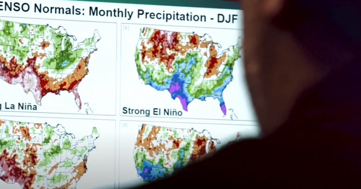 NOAA and Google Announce New Data Partnership